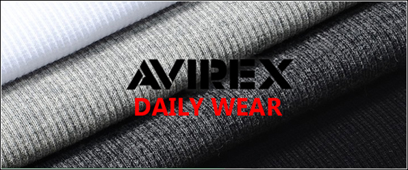 AVIREX DAILY WEAR